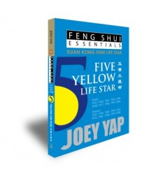 Feng Shui Essentials - 5 Yellow Life Star by Joey Yap