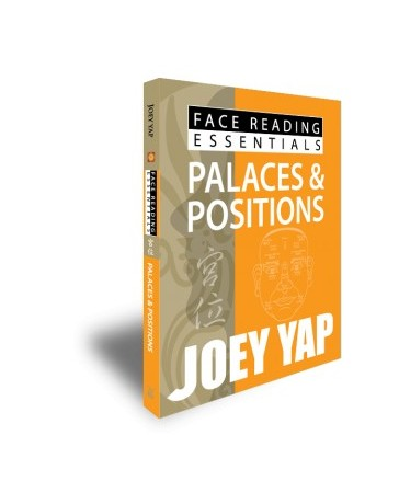 Face Reading Essentials - Palaces - Positions