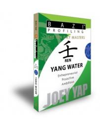 BaZi Profiling - The Ten Day Masters - Ren (Yang Water) by Joey Yap