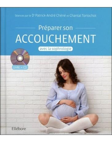 Préparer son accouchement avec la sophrologie - Livre +