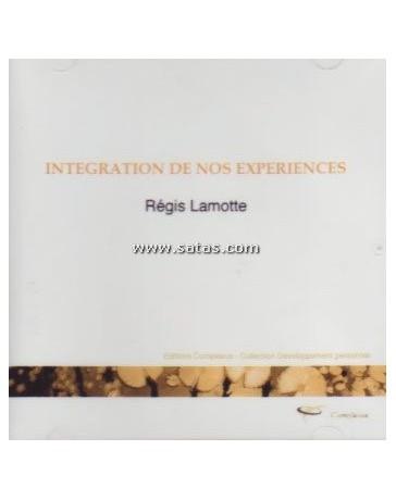 Intégration de nos expériences  (CD)