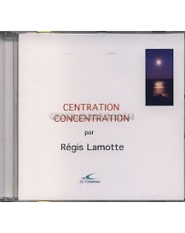 Centration, concentration  (CD)