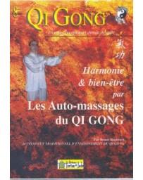Qi Gong  Volume 8 - Les auto-massages du qi gong  (DVD)