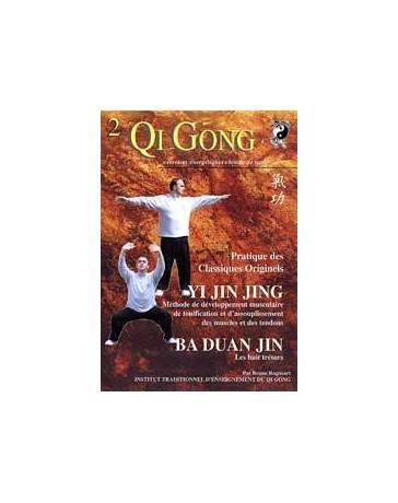 Qi Gong  Volume 2 - Pratique des Classiques Originels  (DVD)