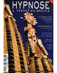 Revue Hypnose et Thérapies Brèves n°01