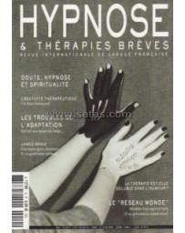 Revue Hypnose et Thérapies Brèves n°10