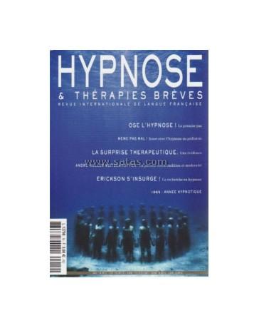Revue Hypnose et Thérapies Brèves n°14
