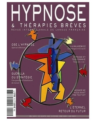 Revue Hypnose et Thérapies Brèves n°15