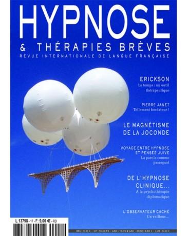 Revue Hypnose et Thérapies Brèves n°17