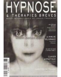 Revue Hypnose - Thérapies Brèves n°18