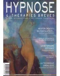 Revue Hypnose et Thérapies Brèves n°25