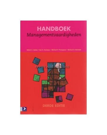Handboek Managementvaardigheden    3de editie