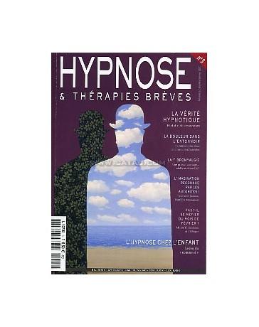 Revue Hypnose et Thérapies Brèves n°03