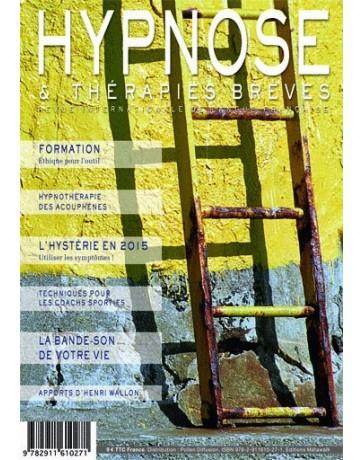 Revue Hypnose et Thérapies Brèves n°36