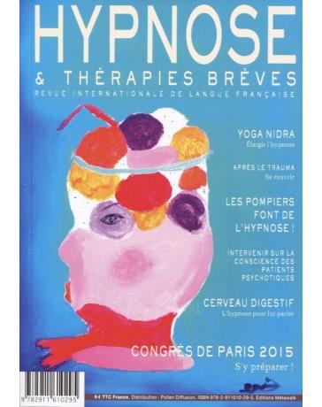 Revue Hypnose et Thérapies Brèves n°37