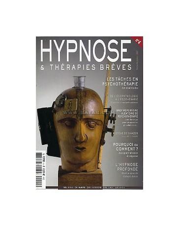 Revue Hypnose et Thérapies Brèves n°04