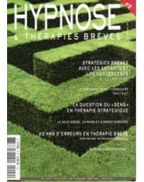 Revue Hypnose et Thérapies Brèves n°09
