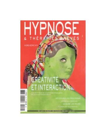 Revue Hypnose et Thérapies Brèves Hors-Série n° 2 - Créativité et interaction