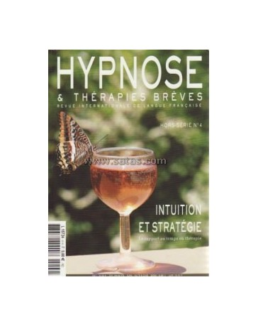 Revue Hypnose et Thérapies Brèves Hors-Série n°4