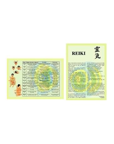 Reiki  (Poster A4)