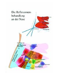Reflexzonebehandeling van de neus  (Poster A5)