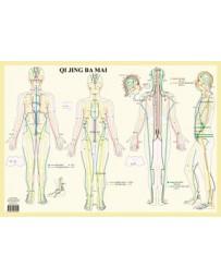 QI JING BA MAI (NL/FR/DE/EN)  (Poster A2)