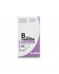Seirin® 0,25 x 40mm - B5-40 - sans guide (100pcs/boîte)