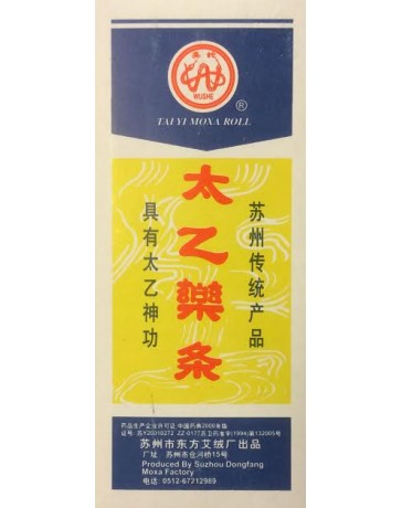 Wushe® Moxa Tai Yi Roll (10pcs/box)