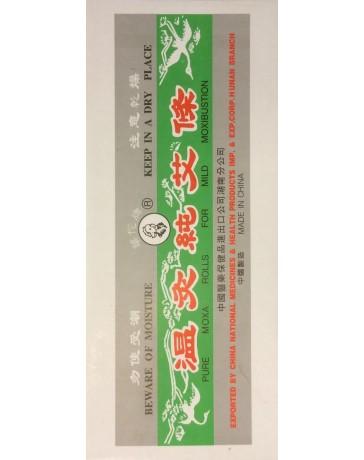 Hwato® Rouleaux Pure Moxa (10pcs/boîte)
