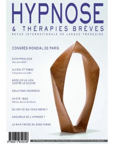 Revue Hypnose et Thérapies Brèves n°38