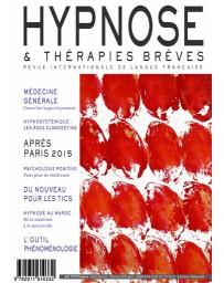 Revue Hypnose et Thérapies Brèves n°39