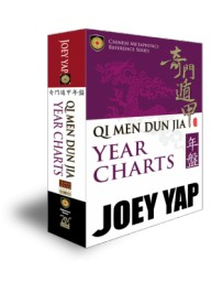 Qi Men Dun Jia Year Charts (QMDJ Book 5) by Joey Yap
