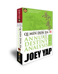 Qi Men Dun Jia Annual Destiny Analysis (QMDJ Book 13) by Joey Yap