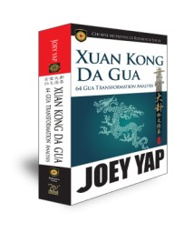Xuan Kong Da Gua 64 Gua Transformation Analysis by Joey Yap