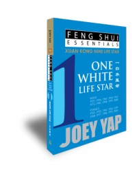 Feng Shui Essentials - 1 White Life Star by Joey Yap