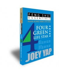 Feng Shui Essentials - 4 Green Life Star by Joey Yap