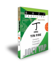 BaZi Profiling - The Ten Day Masters - Ding (Yin Fire) by Joey Yap