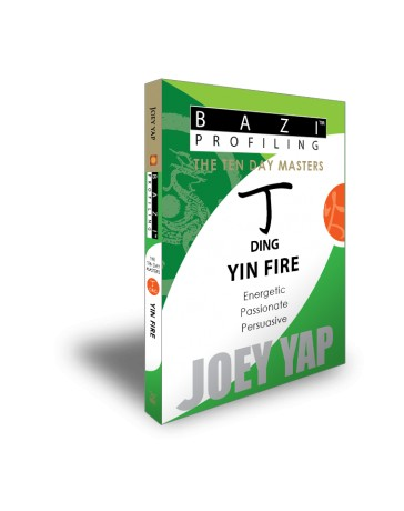 BaZi Profiling - The Ten Day Masters - Ding (Yin Fire) by Joey Yap