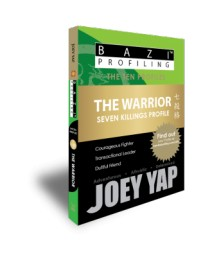 BaZi Profiling - The Ten Profiles - The Warrior (Seven Killings)