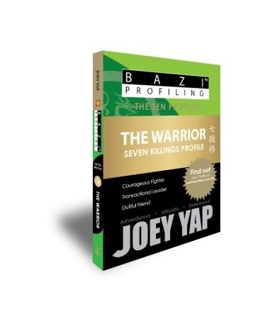 BaZi Profiling - The Ten Profiles - The Warrior (Seven Killings)