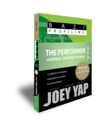 BaZi Profiling - The Ten Profiles - The Performer (Hurting Officer)