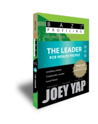 BaZi Profiling - The Ten Profiles - The Leader (Rob Wealth)