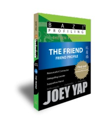 BaZi Profiling - The Ten Profiles - The Friend (Hurting Officer)