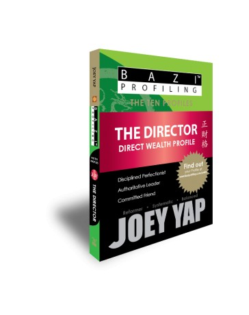 BaZi Profiling - The Ten Profiles - The Director (Direct Wealth)