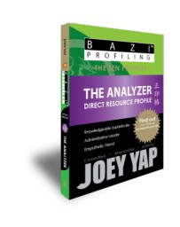 BaZi Profiling - The Ten Profiles - The Analyzer (Direct Resource)