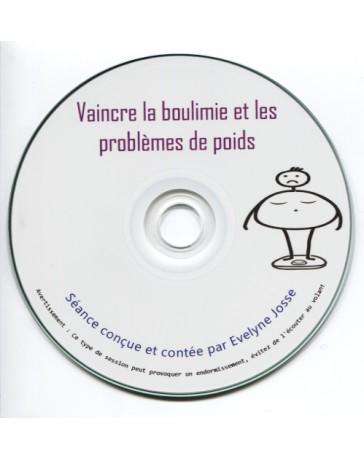 Vaincre la boulimie et les problèmes de poids  (CD)