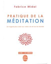 Pratique de la méditation - Livre et CD