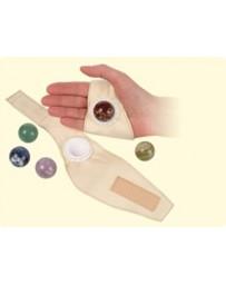Gant de massage (sans accessoires) pour droitier