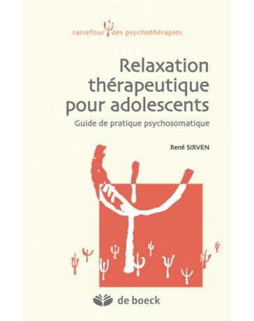 Relaxation thérapeutique pour adolescents