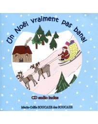 Un Noël vraiment pas banal (+CD audio)
